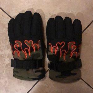 Thermosoft kids gloves